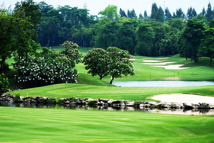 Alpine Golfclub Thailand