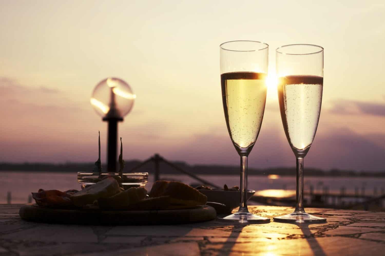 champagne, fransk vin Frankrig