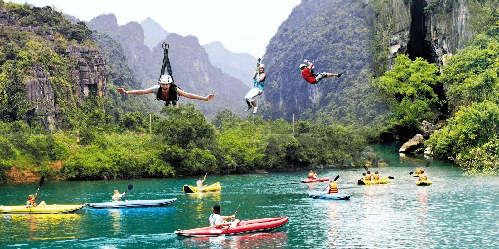 vietnam grotte adventure
