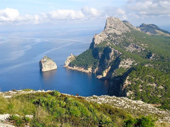 Mallorca wild mountains, Serra de Tramuntana